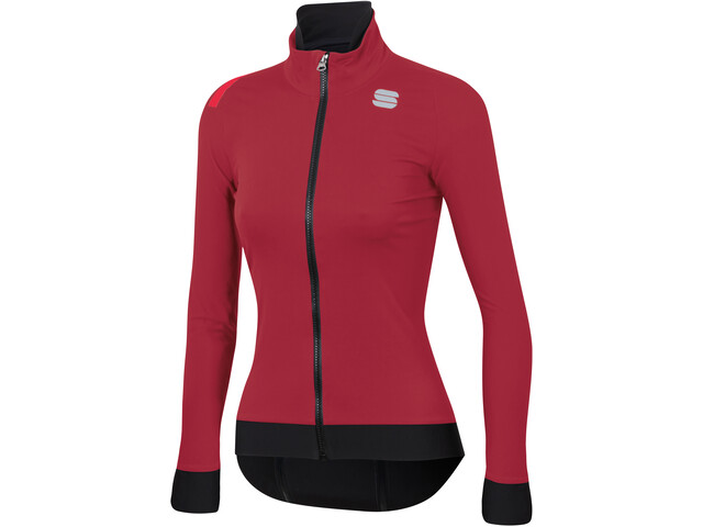Sportful Fiandre Pro Jacket Women red rumba